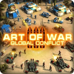 игра Art of War 3